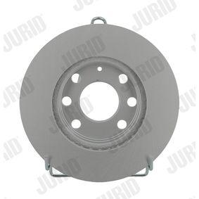 Спирачен диск 561248JC Corsa B Хечбек (S93) 1.4i 16V (F08, F68, M68) Г.П. 1997