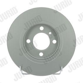 Bremsscheibe Bremsscheibendicke: 13mm, Lochanzahl: 4, Ø: 260mm mit OEM-Nummer 86 71 000 085