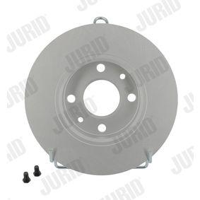 Bremsscheibe Bremsscheibendicke: 11mm, Lochanzahl: 4, Ø: 240mm mit OEM-Nummer 435120F010