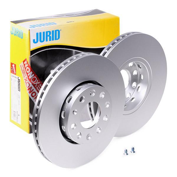 Bremsscheiben Satz JURID 561548JC Erfahrung
