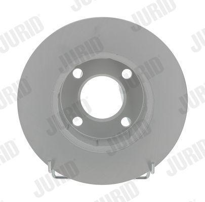 Bremsscheiben 561690JC JURID 561690 in Original Qualität