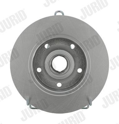 Bremsscheiben 561982JC JURID 561982 in Original Qualität