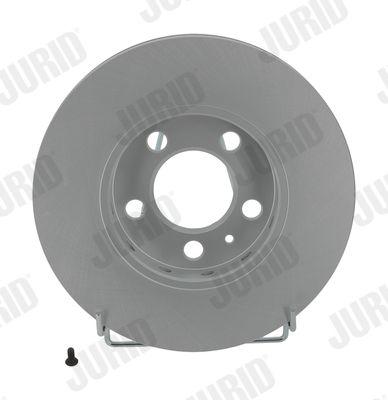 Bremsscheiben 562040JC JURID 562040 in Original Qualität