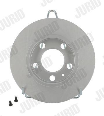 Bremsscheiben 562053JC JURID 562053 in Original Qualität