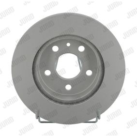 Bremsscheibe Bremsscheibendicke: 22mm, Lochanzahl: 5, Ø: 276mm mit OEM-Nummer A 638 421 01 12