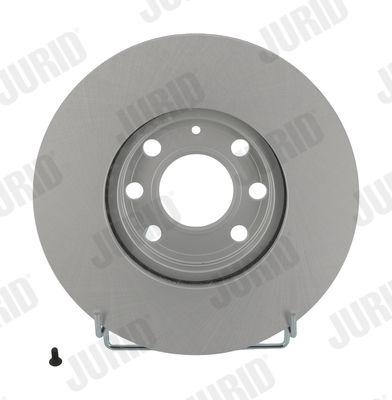 Bremsscheiben 562069JC JURID 562069 in Original Qualität