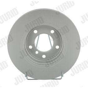 Bremsscheibe Bremsscheibendicke: 22mm, Lochanzahl: 5, Ø: 300mm mit OEM-Nummer 3411 6766 224