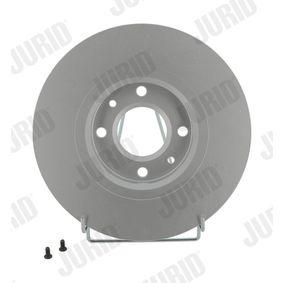 Bremsscheibe Bremsscheibendicke: 26mm, Lochanzahl: 4, Ø: 283mm mit OEM-Nummer 4246.W2