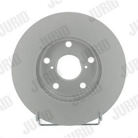 Brake Disc 562269JC RAV 4 II (CLA2_, XA2_, ZCA2_, ACA2_) 2.4 4WD MY 2003