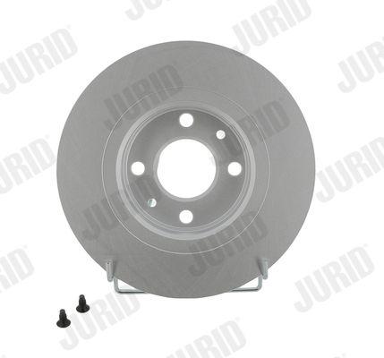 Bremsscheiben 562293JC JURID 562293 in Original Qualität