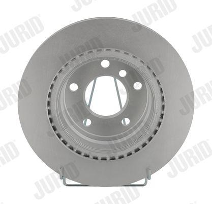 Bremsscheiben 562316JC JURID 562316 in Original Qualität