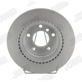 Bremsscheibe Bremsscheibendicke: 20mm, Lochanzahl: 5, Ø: 300mm mit OEM-Nummer 3421 6 764 651