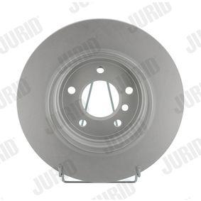 Bremsscheibe Bremsscheibendicke: 22mm, Lochanzahl: 5, Ø: 320mm mit OEM-Nummer 34.20.1.166.073