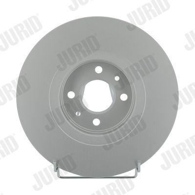 Bremsscheiben 562410JC JURID 562410 in Original Qualität