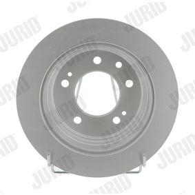 2009 KIA Ceed ED 1.4 Brake Disc 562553JC