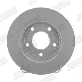 Brake Disc 562560JC 3 (BL) 1.6 MZR CD MY 2009