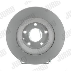 Bremsscheibe Bremsscheibendicke: 18mm, Lochanzahl: 5, Ø: 302mm mit OEM-Nummer F15226251