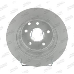 2019 Nissan Juke f15 1.6 DIG-T 4x4 Brake Disc 562576JC