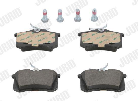 Bremsbeläge 571361J JURID 571361 in Original Qualität