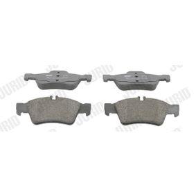 Brake Pad Set, disc brake 571989J E-Class Saloon (W212) E 350 3.5 4-matic (212.088) MY 2014