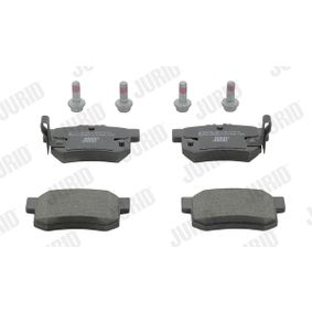 Brake Pad Set, disc brake Height 1: 48mm, Thickness: 14,5mm with OEM Number 43022-S9A-E52