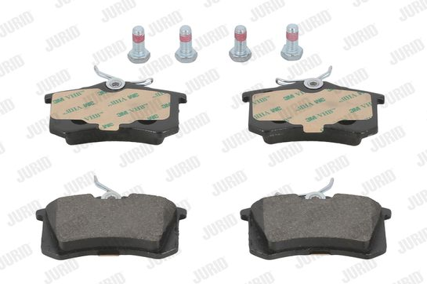 Bremsbeläge 572275J JURID 572275 in Original Qualität