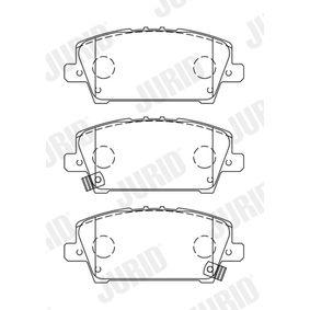 Honda Civic 8 1.8 (FN1, FK2) Wasserpumpe + Zahnriemensatz JURID 572579J (1.8 (FN1, FK2) Benzin 2005 R18A2)