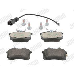 Brake Pad Set, disc brake Article № 573112J £ 150,00