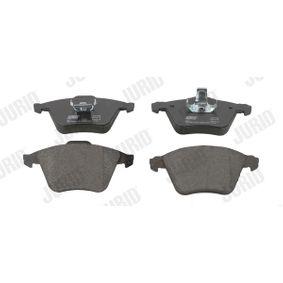 Комплект спирачно феродо, дискови спирачки височина 1: 73мм, дебелина: 18,5мм с ОЕМ-номер 23912