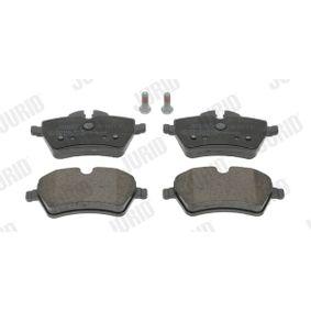 Bremsbelagsatz, Scheibenbremse Höhe 1: 71mm, Höhe 2: 64mm, Dicke/Stärke: 17,9mm mit OEM-Nummer 34116778320