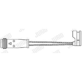 Warnkontakt, Bremsbelagverschleiß Warnkontaktlänge: 109mm mit OEM-Nummer 906 5401 417