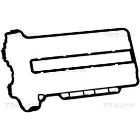 Ventildeckeldichtung für OPEL CORSA C (F08, F68) 1.2 75 PS ab Baujahr 09.2000 TRISCAN Dichtung, Zylinderkopfhaube (515-5092) für