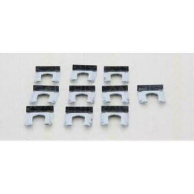 TRISCAN  8105 3206 Halter, Bremsschlauch