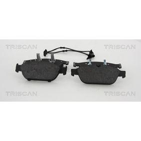 Brake Pad Set, disc brake Article № 8110 29096 £ 140,00