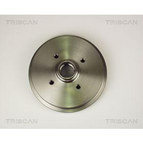 Bremstrommel Trommel-Ø: 180mm mit OEM-Nummer 171501615A