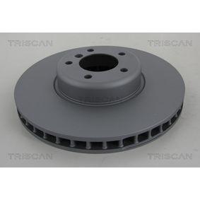 Bremsscheibe Bremsscheibendicke: 36mm, Lochanzahl: 5, Ø: 348mm mit OEM-Nummer 34.11.6.779.467