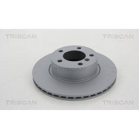 Brake Disc 8120 111034C 3 Saloon (F30, F80) 316d 2.0 MY 2018
