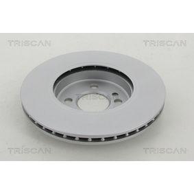 Bremsscheibe Bremsscheibendicke: 19mm, Lochanzahl: 5, Ø: 276mm mit OEM-Nummer 3421 1 165 211