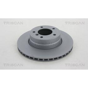 Bremsscheibe Bremsscheibendicke: 24mm, Lochanzahl: 5, Ø: 310mm mit OEM-Nummer 34 116 764 021