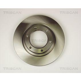 Bremsscheibe Bremsscheibendicke: 32mm, Lochanzahl: 6, Ø: 311mm mit OEM-Nummer 4351260090