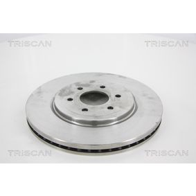 Bremsscheibe Bremsscheibendicke: 28mm, Lochanzahl: 6, Ø: 320mm mit OEM-Nummer 40206 EB320