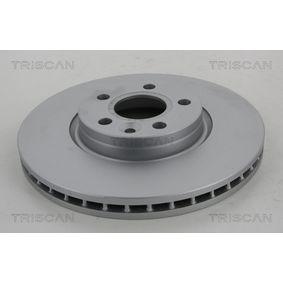 Bremsscheibe Bremsscheibendicke: 28mm, Lochanzahl: 5, Ø: 300mm mit OEM-Nummer 3120232-7