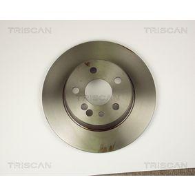 Bremsscheibe Bremsscheibendicke: 12mm, Lochanzahl: 5, Ø: 290mm mit OEM-Nummer 140.423.06.12