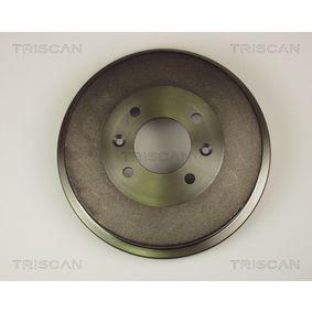 Bremstrommel Trommel-Ø: 228,5mm mit OEM-Nummer 4247 24