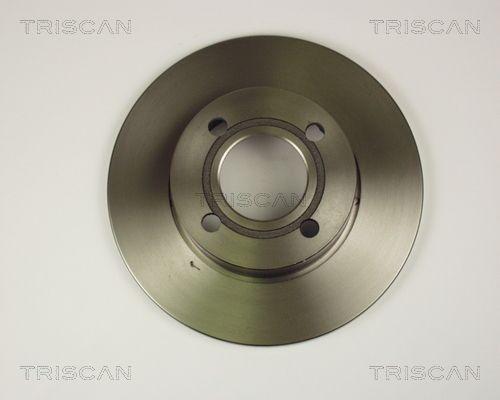 TRISCAN  8120 29110 Bremsscheibe Bremsscheibendicke: 13mm, Lochanzahl: 4, Ø: 256mm