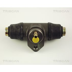 Radbremszylinder Bohrung-Ø: 25,40mm mit OEM-Nummer 281611047