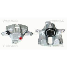 TRISCAN Bremssattel 8170 342881 für AUDI A4 (8E2, B6) 1.9 TDI ab Baujahr 11.2000, 130 PS