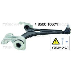 Lenker, Radaufhängung Konusmaß: 19mm mit OEM-Nummer 149 74 07 080(-)