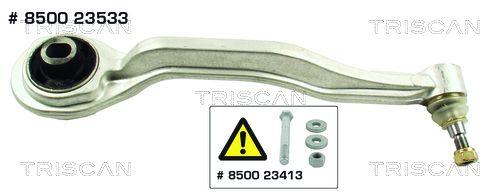 Barra oscilante, suspensión de ruedas TRISCAN 8500 23533 obtener