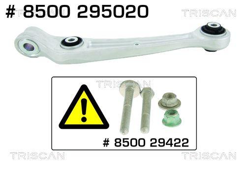 Lenker, Radaufhängung TRISCAN 8500 295020 einkaufen